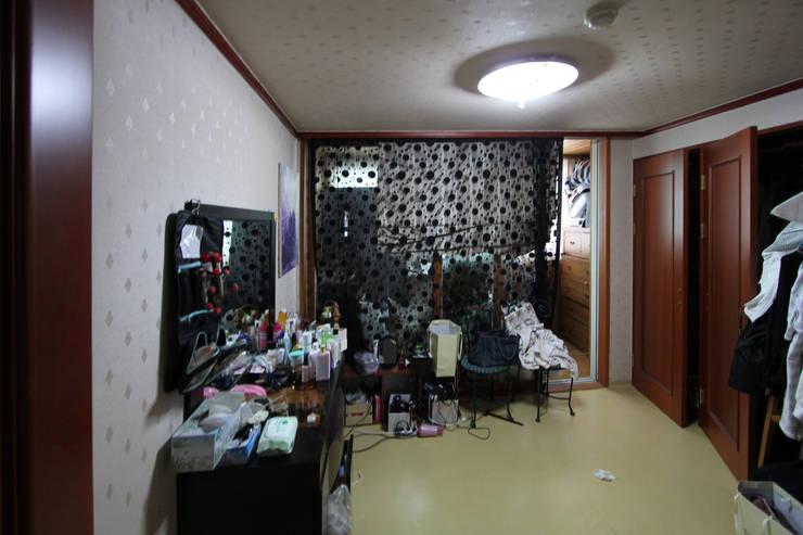 부산 부곡 LG아파트 시공 전 방: 필립인테리어의