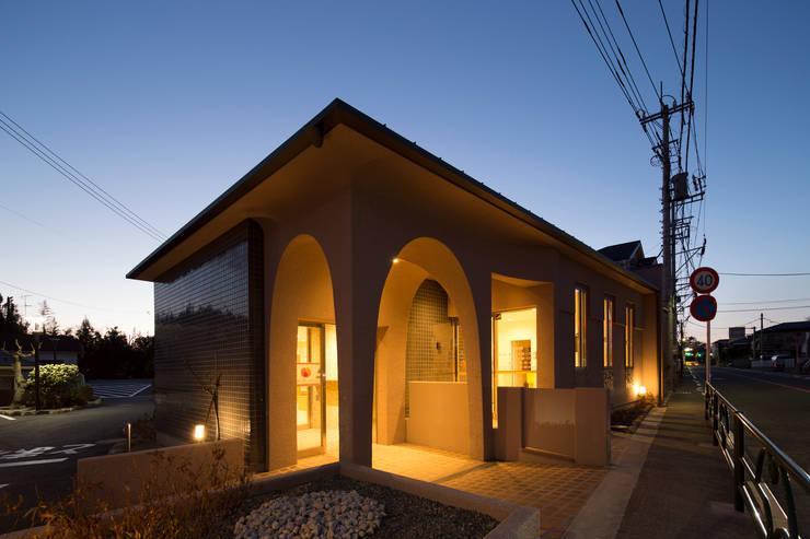 外観4: 矩須雅建築研究所が手掛けた家です。