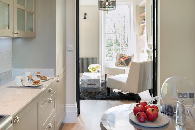 Chepstow Road:  Kitchen by Will Eckersley