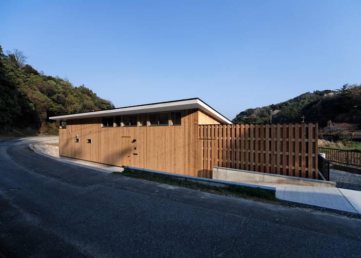 HOUSE M: 株式会社 長野総合建築事務所が手掛けた家です。,
