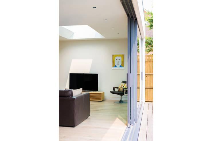 Speer Road:  Living room by Will Eckersley