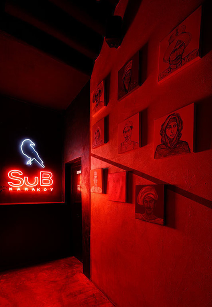 Kadir Asnaz Photography – Sub Otel - Istanbul-Turkey:  tarz Oteller