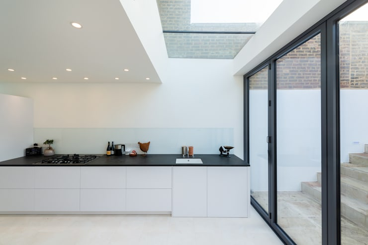 Arlington Road:  Kitchen by Will Eckersley