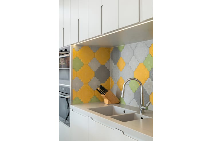 eclectic Kitchen by Will Eckersley