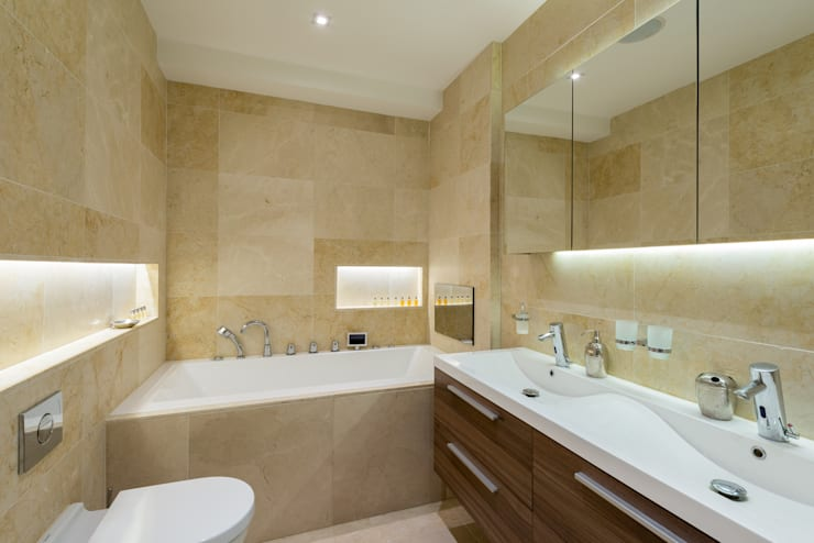 Adamson Road:  Bathroom by Will Eckersley