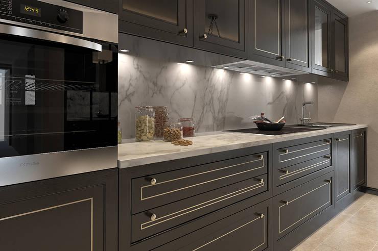 Kitchen by EVGENY BELYAEV DESIGN, Classic