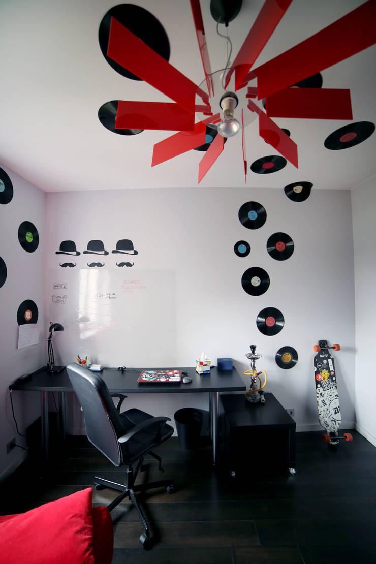URSYNÓW: styl , w kategorii Pokój dziecięcy zaprojektowany przez INSPACE