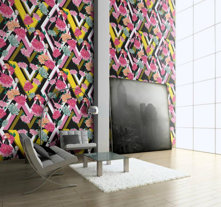 Jordi Labanda Wallpaper Collection:  Walls & flooring by Paper Moon