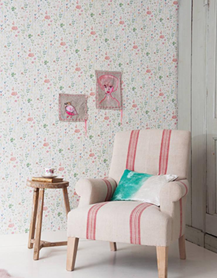 Field of Flowers Wallpaper ref 3900016:  Walls & flooring by Paper Moon