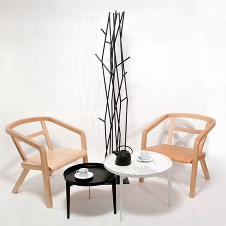 Angolo Design:  tarz Oturma Odası