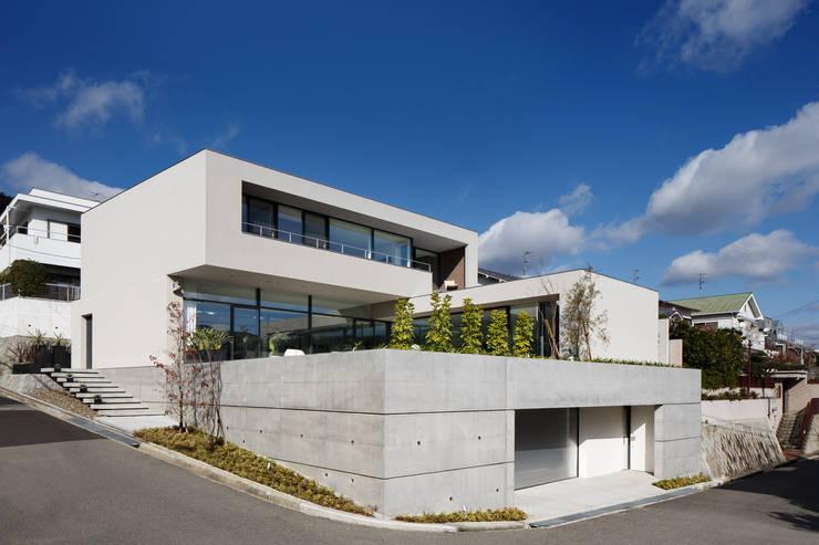 S residence: 山崎壮一建築設計事務所が手掛けた家です。