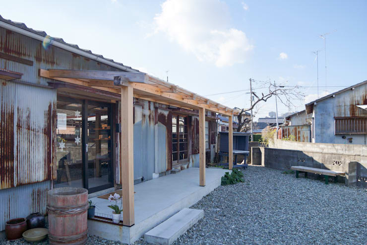 nagaya: CALL SPACE DESIGNが手掛けた商業空間です。