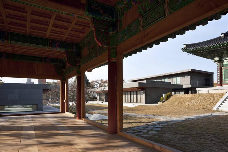 천안 황룡사: kaichun1000의  박물관,