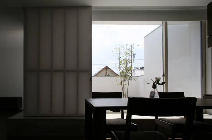Häuser von 深山知子一級建築士事務所・アトリエレトノ, Modern