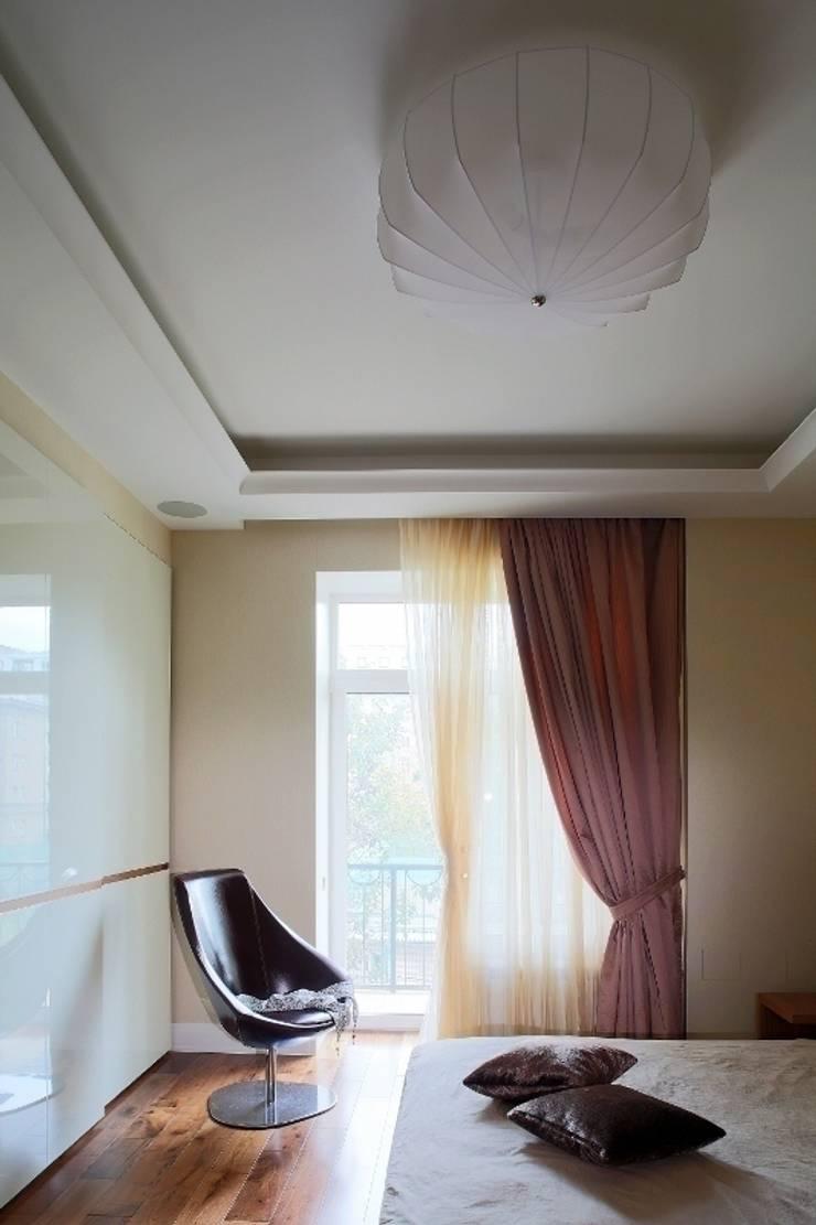 спальня: Спальни в . Автор – VNUTRI