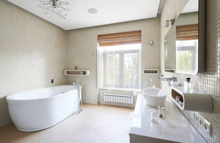 ванная комната : Ванные комнаты в . Автор – VNUTRI