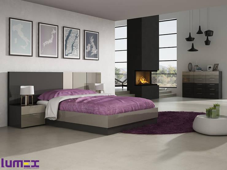 Gama de productos LUMEX®: Dormitorios de estilo  de ALVIC