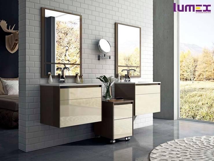 Gama de productos LUMEX®: Baños de estilo  de ALVIC