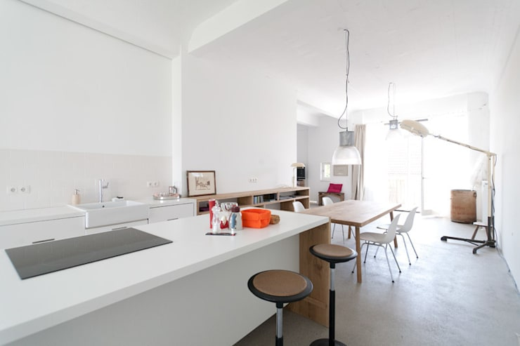 industrial Kitchen by Tim Diekhans Architektur