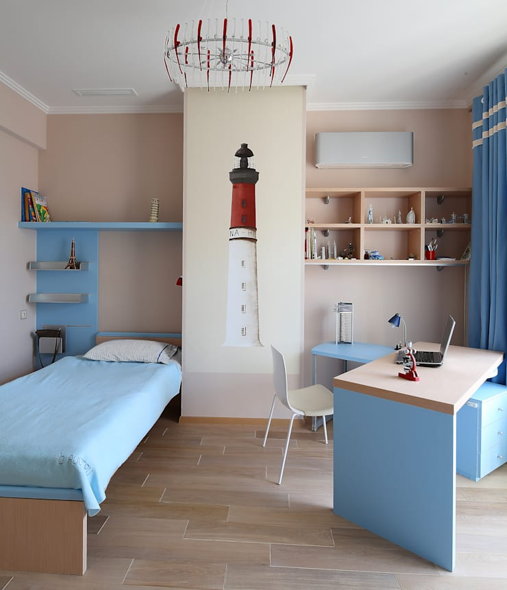 детская комната для мальчика: Детские комнаты в . Автор – VNUTRI