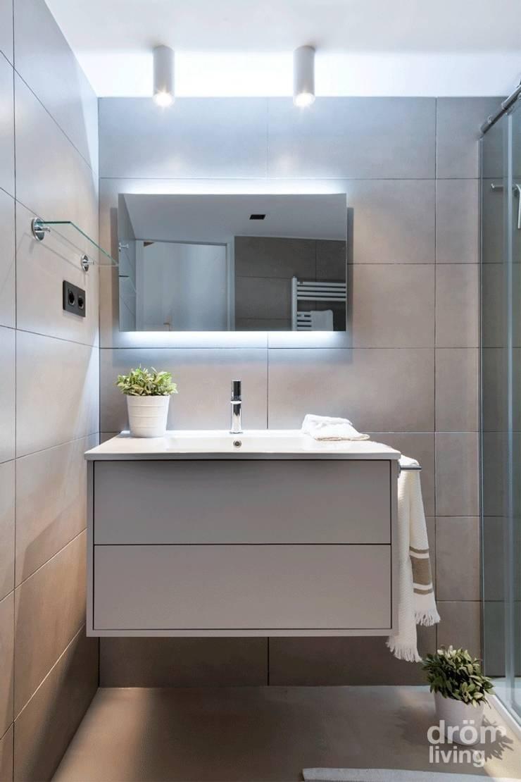 Bathroom by Dröm Living, Minimalist