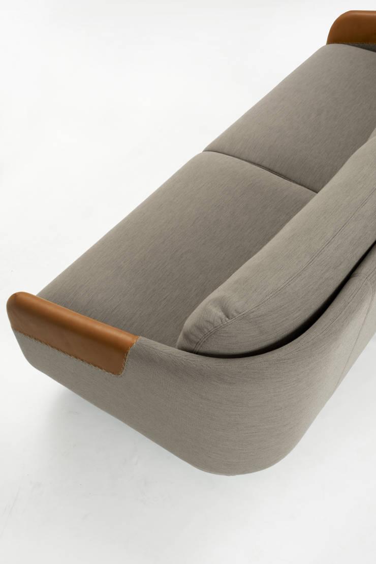WORN for Casamania:  Living room by Samuel Wilkinson studio