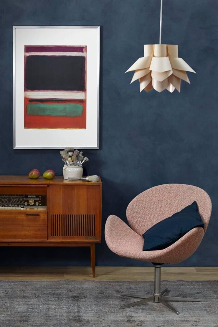 Meble i stylizacje: styl , w kategorii Salon zaprojektowany przez PatyNowy