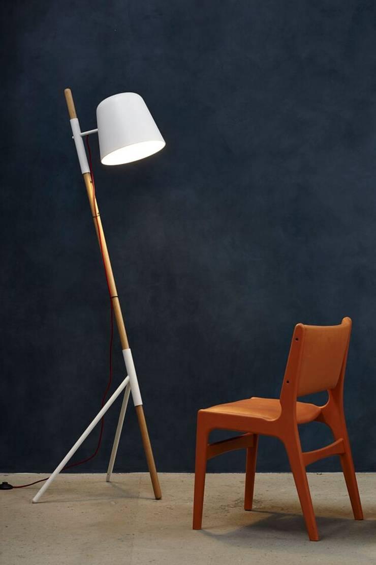 Meble i stylizacje: styl , w kategorii Domowe biuro i gabinet zaprojektowany przez PatyNowy
