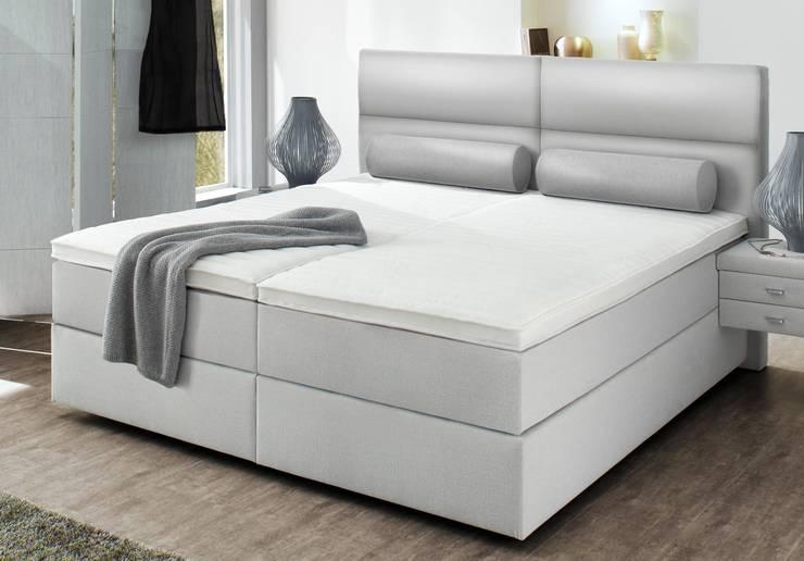 Polsterbetten und Boxspringbetten:  Schlafzimmer von Möbel Trend GmbH