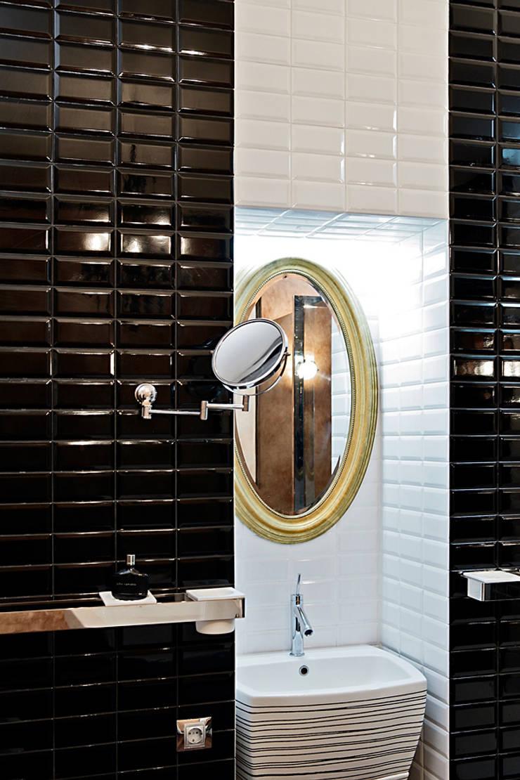 зона комфорта : Ванные комнаты в . Автор – VNUTRI