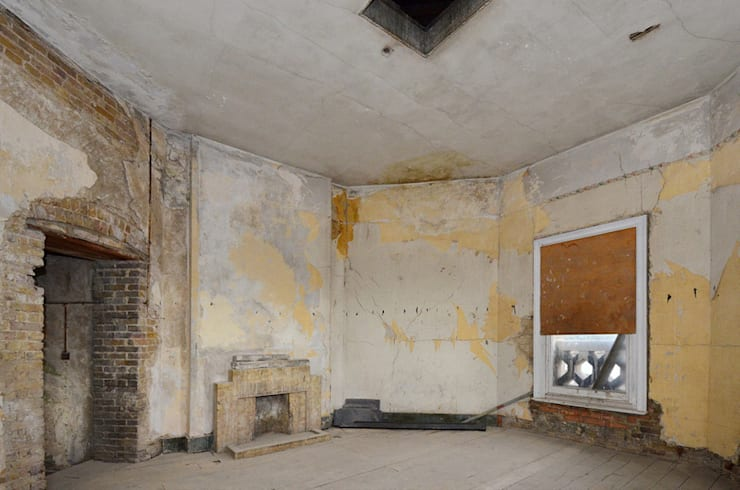 Renovation Project:  Walls by Graham D Holland