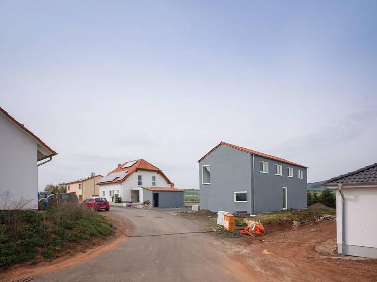 Дома в . Автор – Bau Eins Architekten BDA