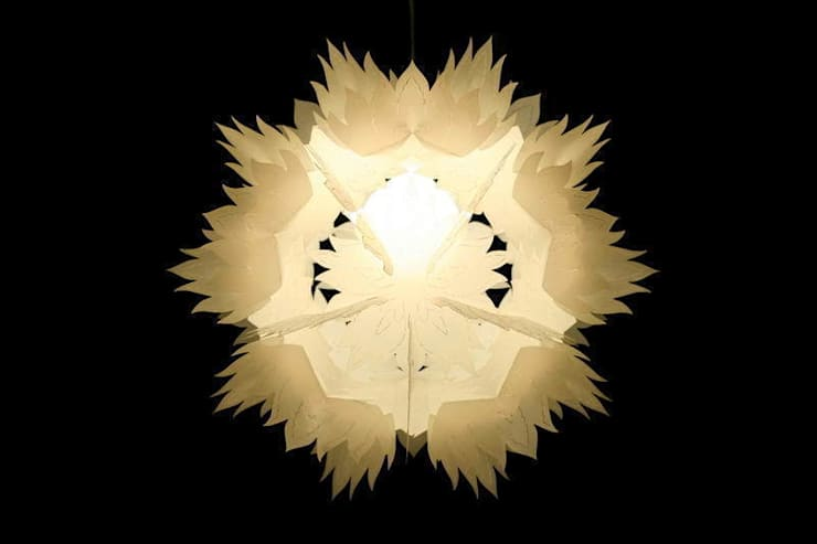 Fireball: styl , w kategorii Salon zaprojektowany przez Light of Mind,