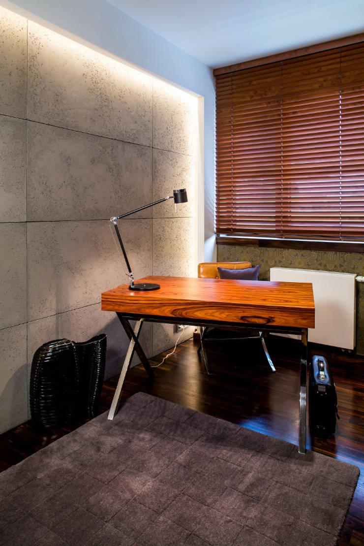 Study/office by Viva Design - projektowanie wnętrz,