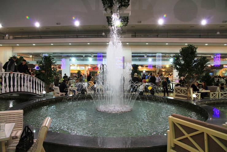 Торговые центры в . Автор – UKRINTEL