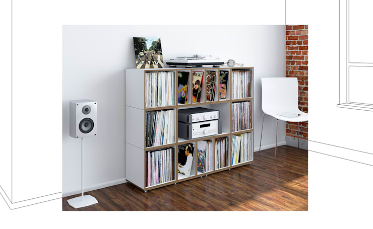 modern  by stocubo - Das modulare Regalsystem, Modern
