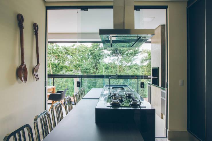 Cozinha integrada: Cozinhas  por Neoarch