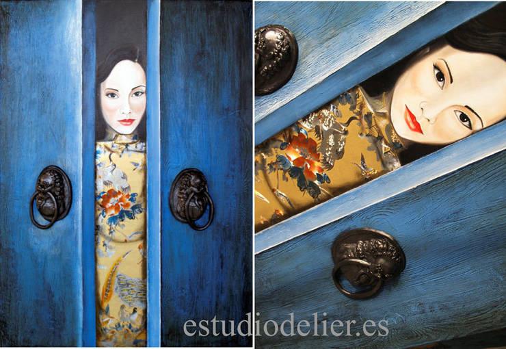 Kunst  door ESTUDIO DELIER