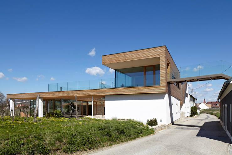 Weingut & Hotel Malat:  Hotels von TM Architektur ZT GmbH