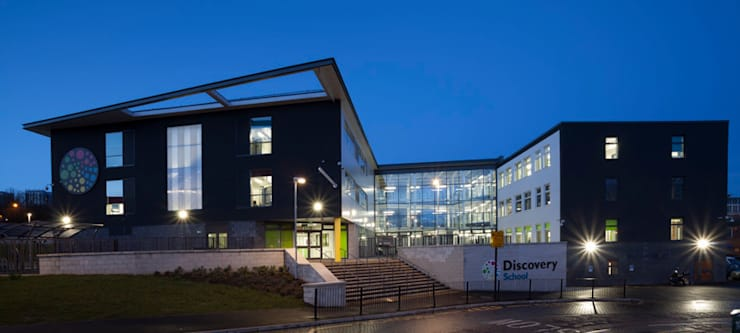 Discovery School, Newcastle:  Schools by Steve Mayes Photography