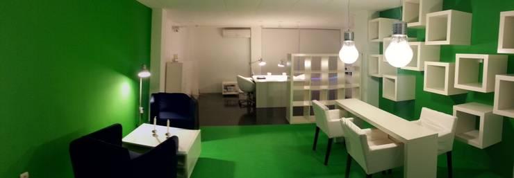 SALME+BASACHS Interioristes:  tarz Ofisler ve Mağazalar