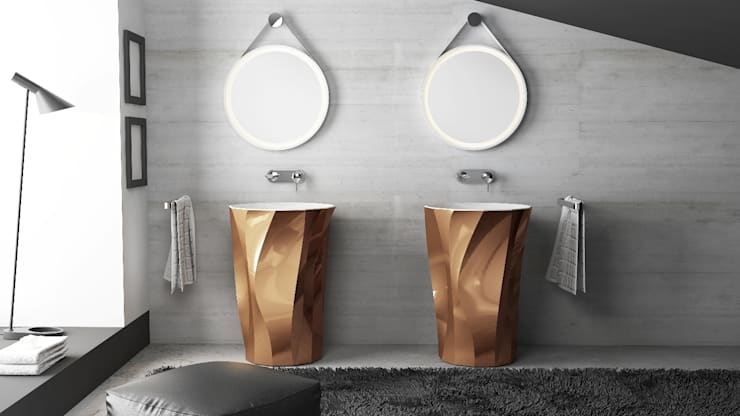 Badezimmer von ISVEA