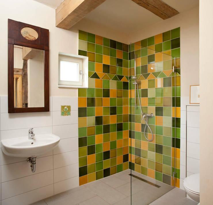 ห้องน้ำ by WOF-Planungsgemeinschaft
