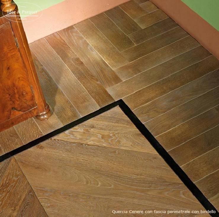 Hüni Parke  – Idee Parquet Italy:  tarz Duvarlar, Modern