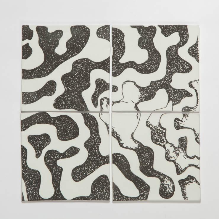 Work: modern  door Inge Bečka Art & Design, Modern