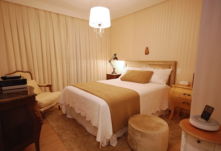 Suite master: Quartos  por Neoarch