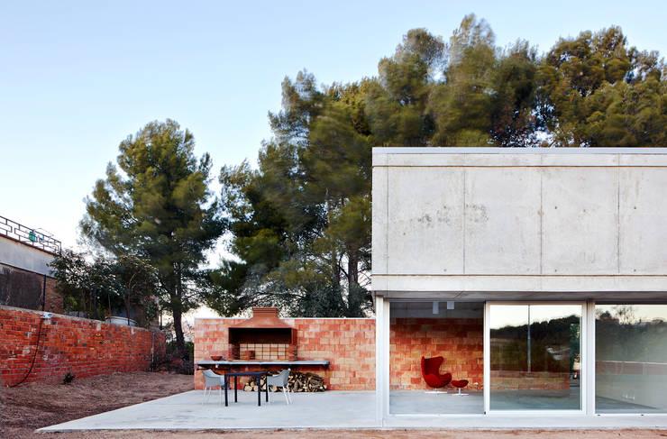 Casas de estilo  por Pepe Gascón arquitectura
