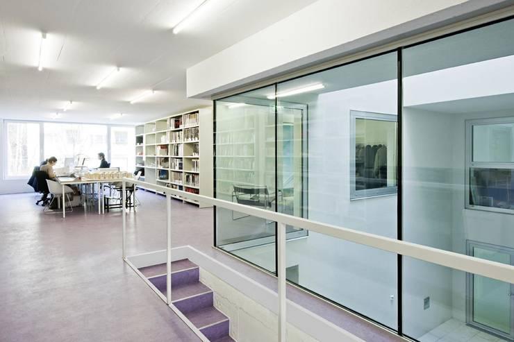 Büroräume 1. OG © Hertha Hurnaus:  Bürogebäude von Superblock ZT Gmbh