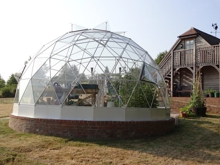 SOLARDOME Retreat :  Garden by Solardome Industries Limited