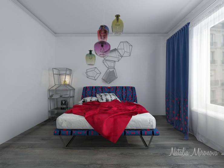 Сплетение: Спальная комната  в . Автор – Наталия Миронова